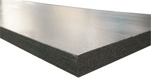 SilverGlo™ crawl space wall insulation available in West Sacramento